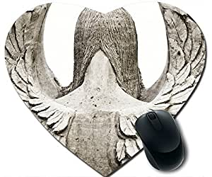 Angels Wings Mouse Pad Desktop Mousepad Laptop Mousepads Comfortable Office Of Mouse Pad Mat Cute Gaming Mouse Pad