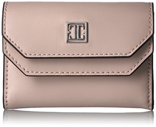 Rio Double Flap Card Case Blush Credit Card Holder, Blush, One Size (Flap Womens Card Holder)