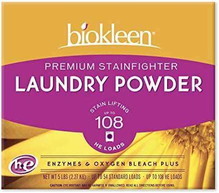 Laundry Detergent: Biokleen