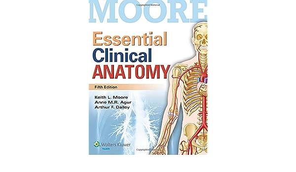 Essential Clinical Anatomy: Amazon.es: Keith L. Moore, Anne M. R. ...