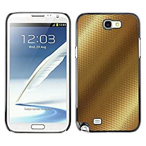 Impact Case Cover with Art Pattern Designs FOR Samsung Note 2 N7100 Reflection Shiny Beige Diamond Pattern Betty shop
