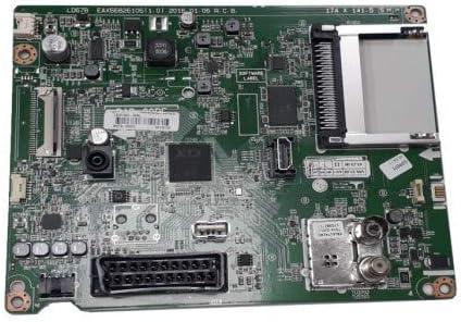 PLACA MAIN EAX66826106 (1.0) EBR82007022 LG 43LH510V: Amazon.es: Electrónica