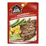 Club House, Dry Sauce/Seasoning/Marinade Mix, Mesquite, 30g