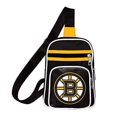 NHL Boston Bruins Mini Cross Sling Bag
