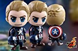 Marvel's Captain America Civil War Steve Rogers Collectible Bobble Head - COSB259