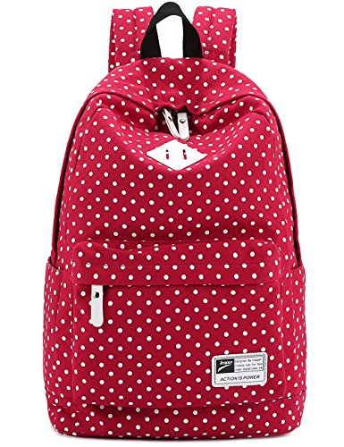 9f5e2158c9ff Polka dots backpack Shopping Online In Pakistan
