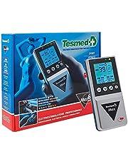 Electrostimulateur Tesmed Max 830 avec 20 électrodes - 220 types de traitements: abdominaux, renforcement, Sport, augmentation masse musculaire, esthétique, massage tens