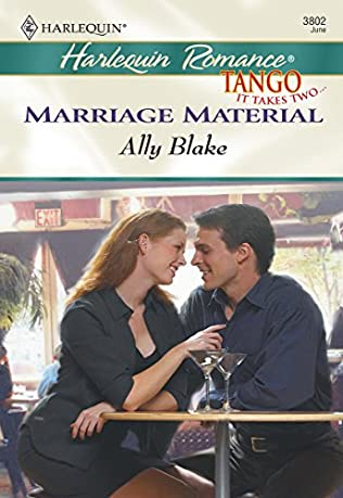 book cover of Marriage Material