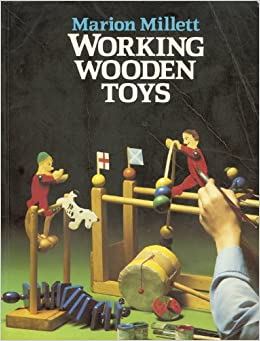 Book Working Wooden Toys