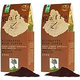 Original Food Kaffa Wildkaffee medium gemahlen 2er-Pack (2x250g) bio