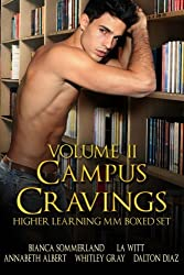 2: Campus Cravings Volume II: Higher Learning MM Bundle (Volume 2)