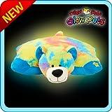 """Pillow Pets Glow Pet- Bear 12"""""""