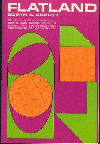 Flatland: A Romance of Many Dimensions, Abbott, Edwin A.