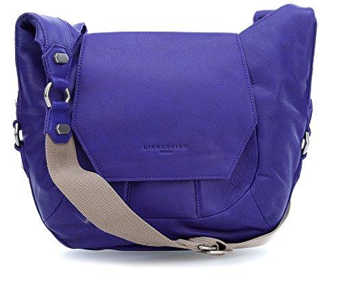 Liebeskind Morioka Borsa a tracolla pelle 27 cm violett, violett