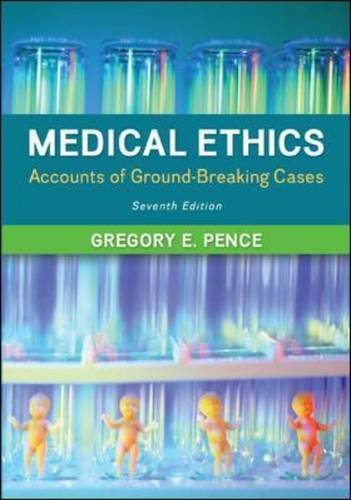 Medical Ethics: Accounts of Ground-Breaking Cases (Classic Cases In Medical Ethics compare prices)