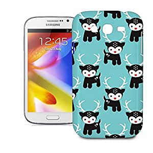 Phone Case For Samsung Galaxy Grand i9082 - Rudolph the Red Nosed Reindeer Hardshell Lightweight
