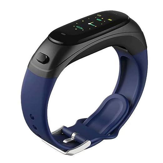 WLPT Auricular SmartWatch, V08S Inteligente Pulsera Bluetooth ...