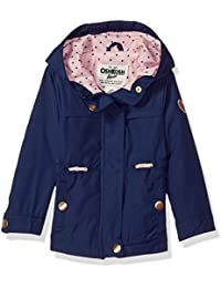 Baby Girls Lightweight Anorak Jacket
