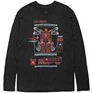 Loot Crate Transformers Optimus Prime Long Sleeve T-Shirt - Unisex Sizing Exclusive