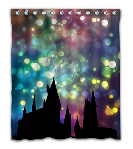 Witchcraft and Wizardry Fabric