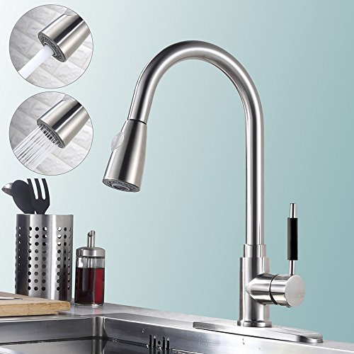 Profile Pull Out Faucet - 3