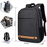 Computer Backpack,Travel Laptop Backpack with Lock