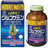 オリヒロ グルコサミン粒徳用 900粒×6個セット