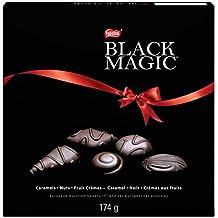 NESTLÉ Black Magic European Assorted Sweets, 174g Box
