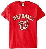 MLB Washington Nationals Men's 58W Tee, Red, XX-Large