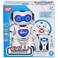 Uzaktan Kumandalı Işıklı Müzikli Akıllı Robot(781653)