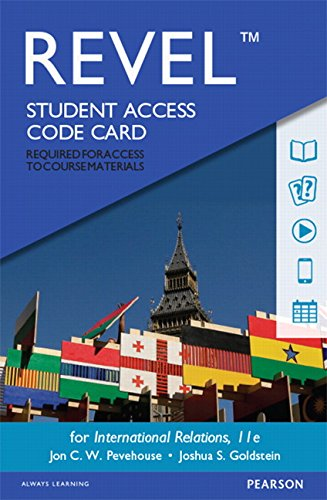 REVEL for International Relations - Access Card (11th Edition)