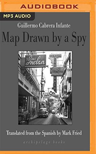 Map Drawn by a Spy