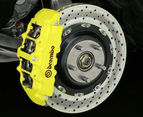 Lamborghini Yellow Caliper Paint Code