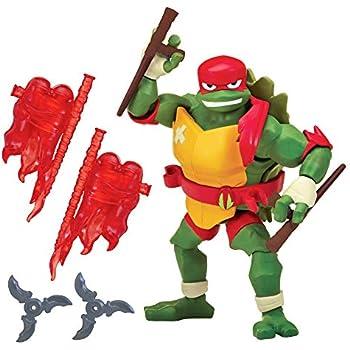 Amazon.com: Mega DMX21 Teenage Mutant Ninja Turtles(R) Micro ...