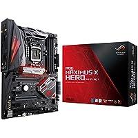 ASUS ROG Maximus X Hero (Wi-Fi AC) LGA 1151 (300 Series) Intel Z370 HDMI SATA 6Gb/s USB 3.1 ATX Intel Motherboard