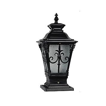 Led Lamps Buy Cheap European Outdoor Waterproof Wall Column Lights Park Hotel Courtyard Wall Light Circular Led Outdoor Lamp