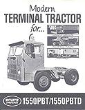 1966 White 1550PBT Terminal Tractor COE Truck Brochure