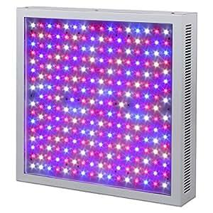 sygavled 1200W LED Grow luz–Interior de alto rendimiento–espectro completo plantas hidropónico verduras Bloom Panel lámpara