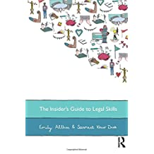 The Insider's Guide to Legal Skills