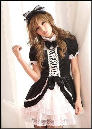 Asian doll is a kinky maid
