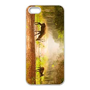 Black Cat Hight Quality Plastic Case for Iphone 5s by icecream design