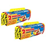 Airhead SPORTSSTUFF 57-1522 Towable Tube 2 Person 60 Foot Tow Rope (2 Pack)