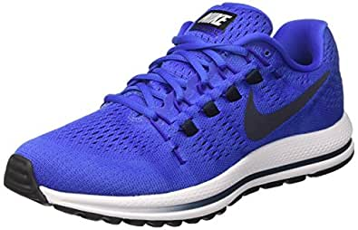 Nike Air Zoom Vomero 12, Zapatillas de Running Hombre, Azul (Mega Blue/Obsidian/Concord/White), 38.5 EU
