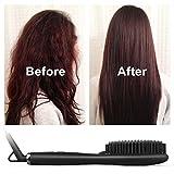 Hair Straightening Brush, ARCHIKING Ceramic Ionic