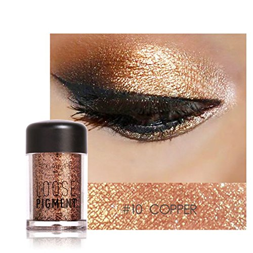 Glitter Eye Shadow Cosmetic Makeup Diamond Lips Loose Makeup Eyes Pigment Powder