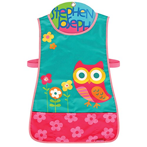 Stephen Joseph Craft Apron, Owl