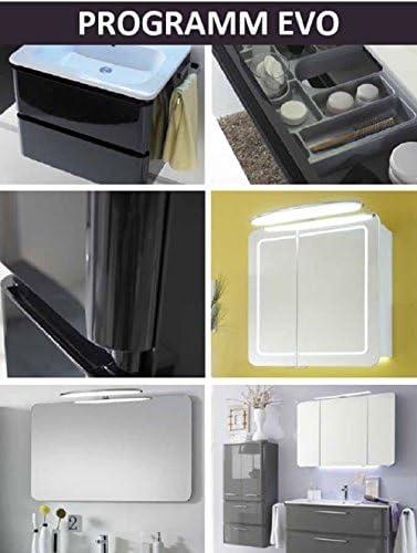 Pelipal EVO – Armario Alto (EO de HS 01/L/R) Mueble de baño Comfort N/30 x 168 x 35 cm: Amazon.es: Hogar