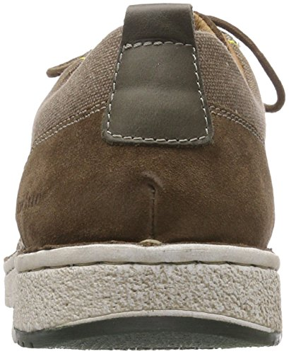 Josef Seibel Ruben 01, Sneaker Uomo Braun (Taupe-kombi)