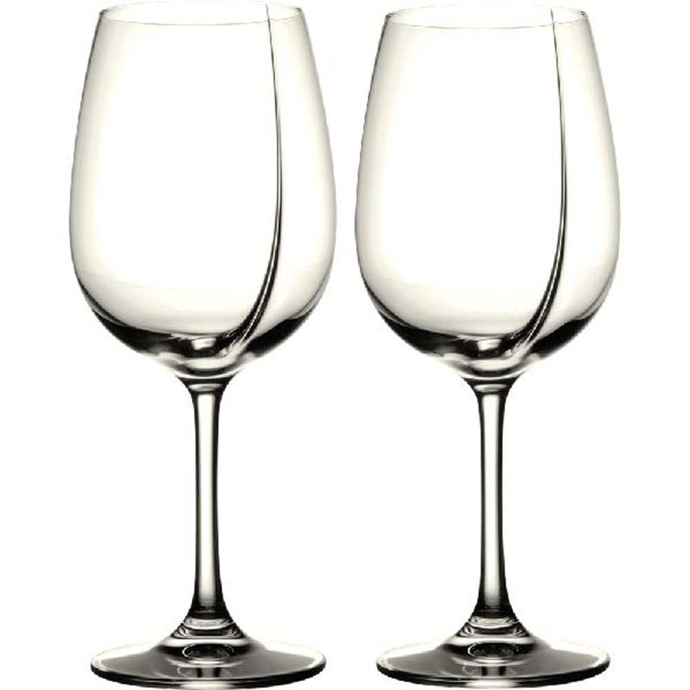 L'Atelier du Vin 095232-2 L'Exploreur Classic Wine Glass and Tasting Guide, Set of 2, Clear L'Atelier du Vin