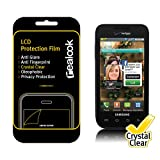 "REALOOK Verizon ""Fascinate"" Samsung Galaxy S (Model SCH-i500) Screen Protector, Crystal Clear 2-PK"